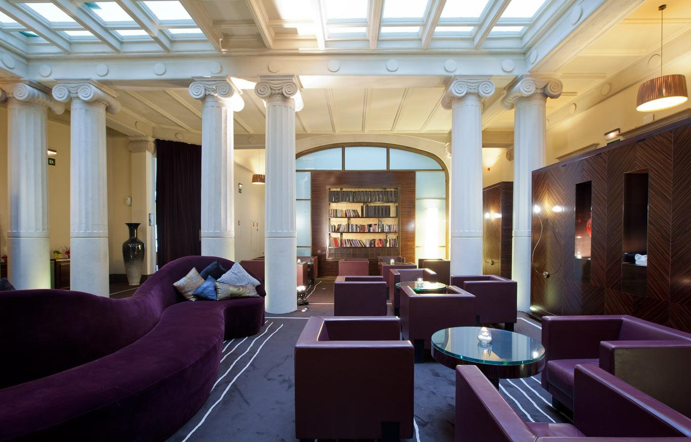 Hotel hotel casa fuster barcelona - Restaurante casa fuster barcelona ...