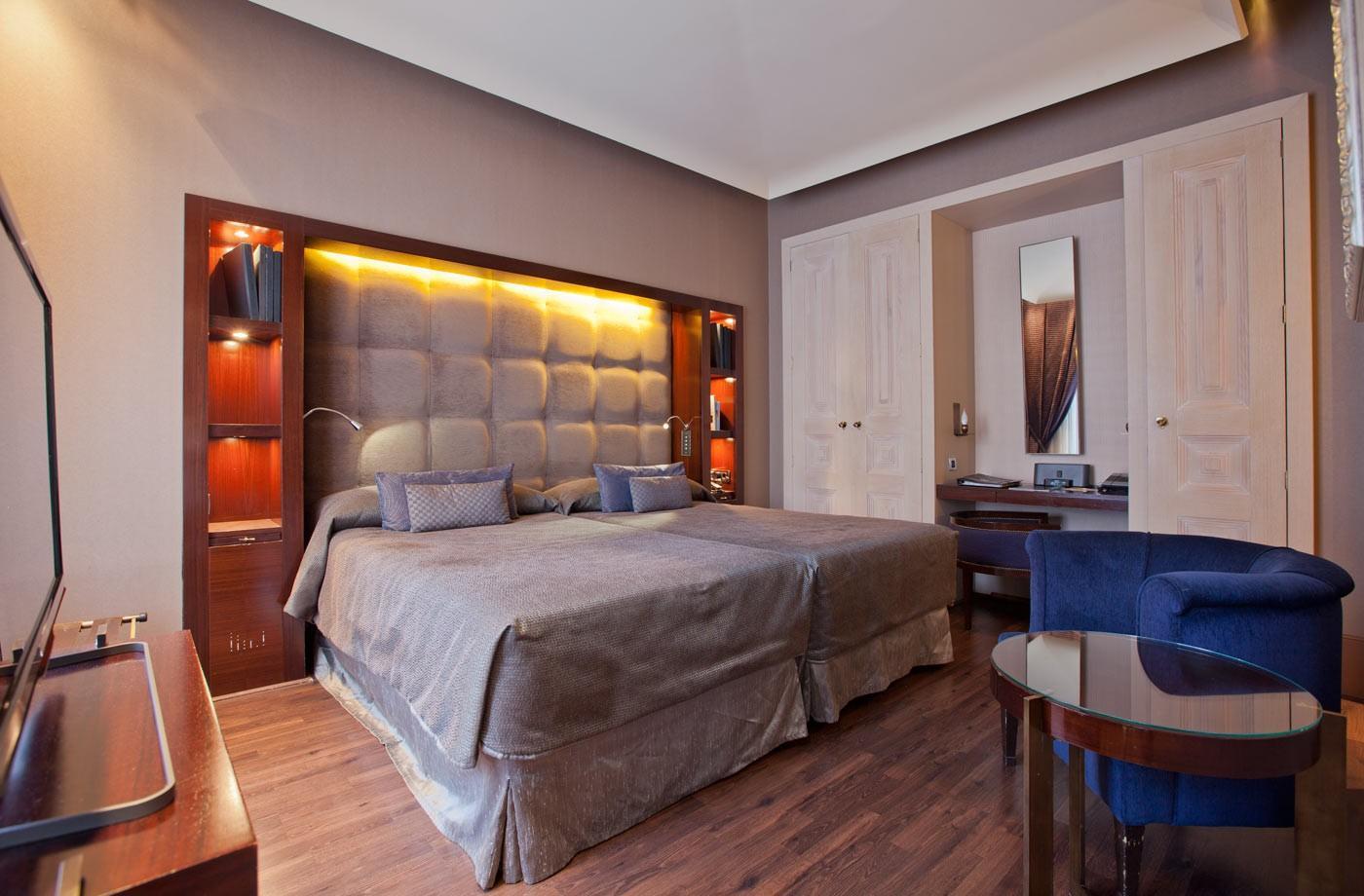 Chambres   hôtel casa fuster, barcelone.